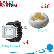 Wireless waiter call button system chinese restaurant equipment