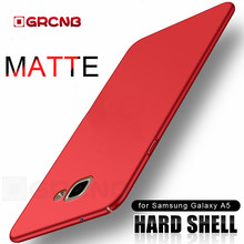 Buy Phone Cases Matte PC Case Samsung Galaxy A3 A5 A7 2016 2017 Luxury Hard Case Samsung Galaxy J310 J510 J710 Back Cover for $1.79 in AliExpress store