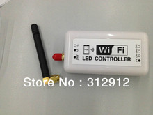 LED WIFI RGB controller;controlled by for Iphone,Ipad,Android smart phone;DC12-24V input;4A*3channel output