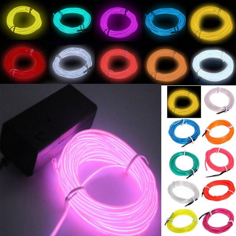 el wire neon light (2)