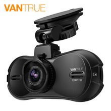 Vantrue R3 Dash Cam--1296p 170-Deg Wide Angle Car Camera Car Driving Recorder with HDR Time Lapse Loop Recording Car DVR(China)