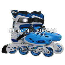 free shipping children's roller skates 5 colors choices high quality super gift for children(China)