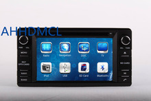 2 DIN Car CD Radio Audio DVD Player GPS Bluetooth For Mitsubishi Outlander Lancer ASX 2013 2014 2015 2016 2017(China)