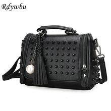 Buy Rdywbu HOT New Luxury Pearl Tassel Bag Fringe Bag Fashion Handbag Studded Crossbody Glitter Bag Rivet Shoulder Wholesale H84 for $19.71 in AliExpress store