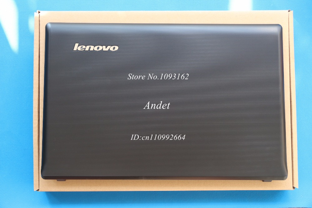 New Original For Lenovo G570 G575 LCD Rear Lid Back Top Cover Black AP0GM000500 31048392<br><br>Aliexpress