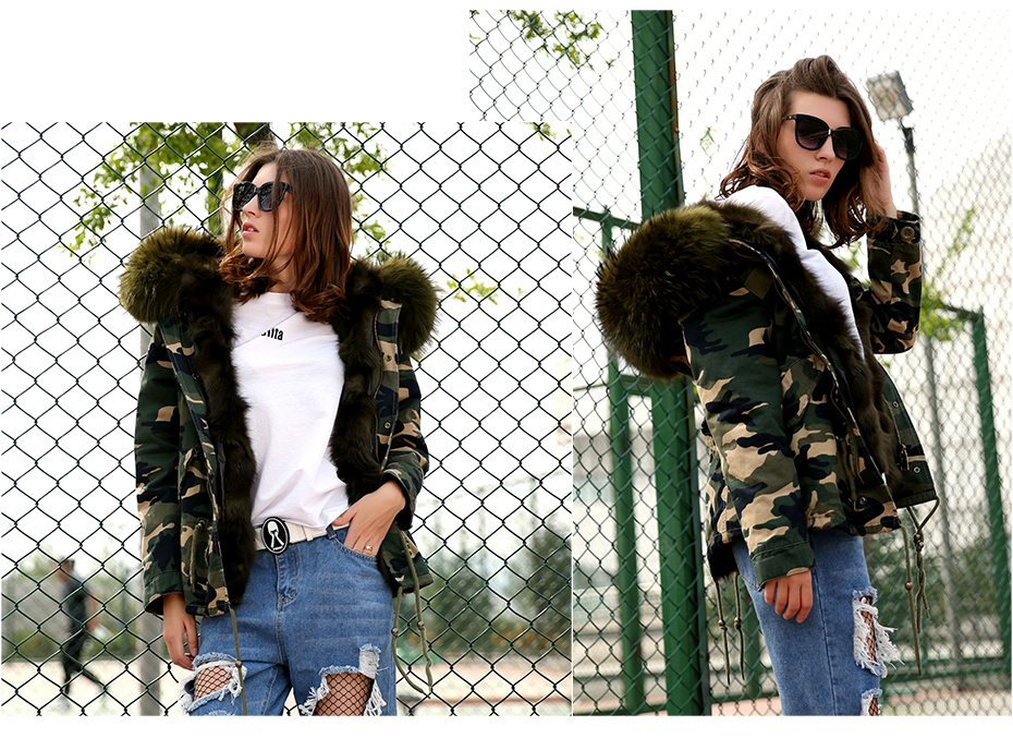 Real Fur Parka (2)