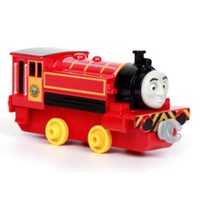x066 Diecast THOMAS and friend Victor The Tank Engine take along Magnetic train metal hook toy Children gift packaging(China)