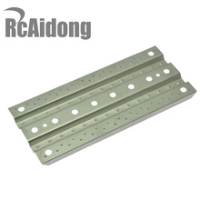 ALloy Sand  ladder Board 1:10 RC  Rock  Crawler  Parts