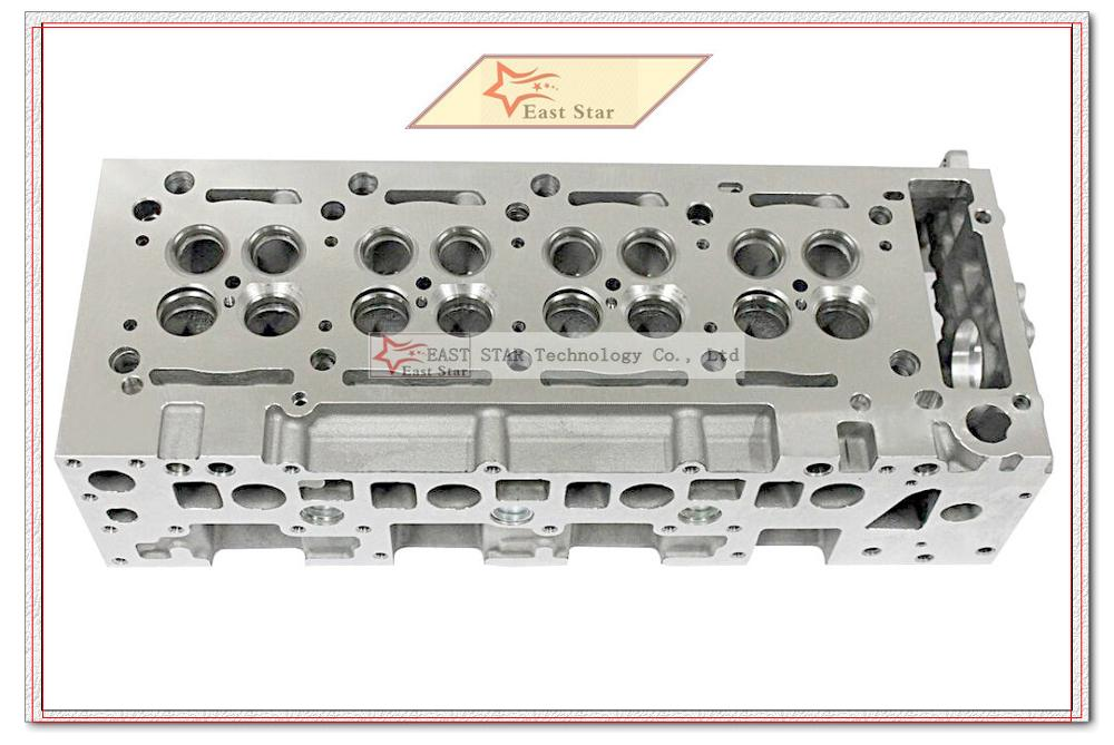 908 572 OM611.980 M611.981 M611.987 Cylinder Head For Mercedes Benz Vito 108 110 112 Sprinter 2151cc 2.0L CDi+2.2CDi 16v 1998- (5)