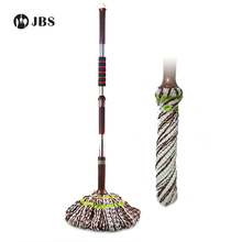 Magic Mop Self-twisted Water Mop Squeeze Water Tow Head Rotate Mop Lazy Do Not Wash Hands Twist Swivel Carrying Type Telescopic