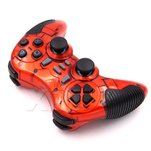 Newest Red Wireless Bluetooth Game Joystick Controller for Sony PS3 Console Gamepad Controller Joystick