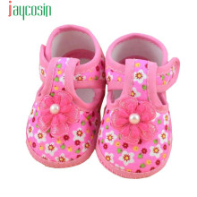Jaycosin Hot Baby Flower  Boots Soft Cloth Crib Shoes Comfortable Levert Dropship Jan12
