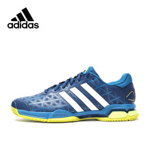 Intersport New Arrival Original Adidas Barricade club Men's Tennis Shoes Sneakers(China)