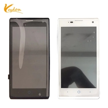 For ZTE G Lux 3G/V830 LCD Display Screen With Frame Perfect Replacement Mobile Accessories For ZTE G Lux 3G V830 Mobile Phone(China)