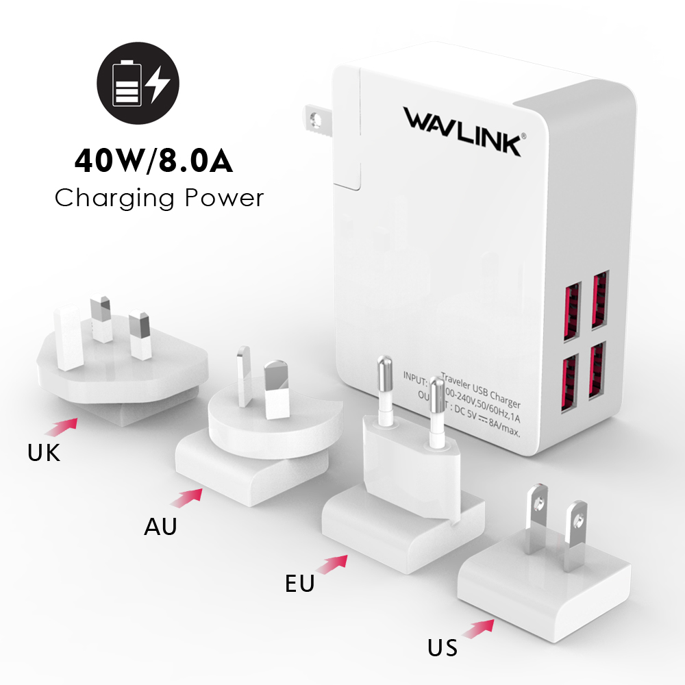 IPhone Travel charger adapter KissiPhone