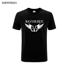 Buy Black Veil Brides Hardcore Rock Mens Men T Shirt Tshirt Fashion 2018 New Short Sleeve O Neck Cotton T-shirt Tee Camisetas Hombre for $9.48 in AliExpress store