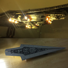 LED light up kit  for lego 10221 Compatible with Lepin 05028 ( Bricks Set not included) Star Wars Execytor Super Star Destroyer