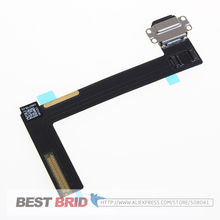 High quality For ipad air 2 ipad 6 Charger Dock Charging Port Connector Flex ribbon cable  Free shipping