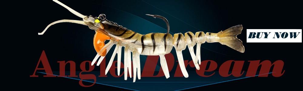 new shrimp