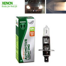 XENCN H1 P14.5s 12V80W 3200K Clear Series Original Line Car Headlights OEM Quality Halogen Bulbs Auto Lamp Free Shipping 2PCS(China)