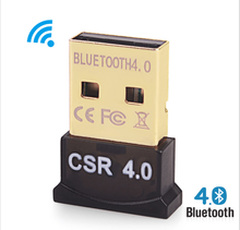 Hot Sale Top quality Mini USB Bluetooth Adapter V 4.0 Dual Mode Wireless Dongle CSR 4.0 For Win7 /8/XP 25