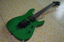China OEM  firehawk electric guitarThe color of the logo with the guitar can be customized,The keyboard can be customized