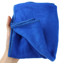70cm*30cm 30*30cm Microfiber car cleaning cloth washing towel products duster tools car washer car care Detailing Accessories(China)