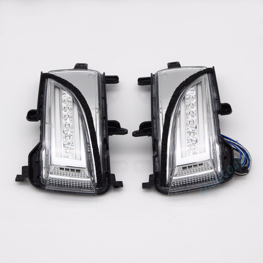 nissan Rearview Mirror LED Light 7