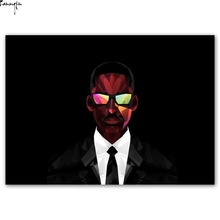 ZP779 Will Smith American Actor Rapper Hollywood Stars Hot Art Poster Silk Light Canvas Painting Print For Home Decor Wall Pictu