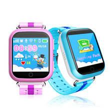 Hot sale GPS Smart Watch Q750 Q100 Baby Smart Watch With 1.54inch Touch Screen SOS Call Location Device Tracker for Kid Safe(China)
