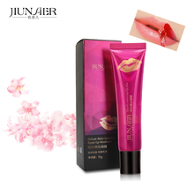 Dazzle Color Tear Lip Film Improve Fine Lines Exfoliating Moisture Essence Lip Care Soothing Drying Wrinkles Lip Mask Skin Care(China)