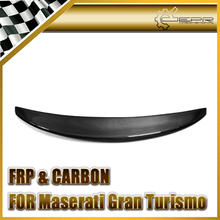 Car-styling For Maserati Gran Turismo MC Sport Line Carbon Fiber Trunk Spoiler(Not for GTS)