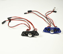 Kosta RC Helicopter Heavy Duty Dual On-Off Aluminum Power Switch w/ Fuel Dot