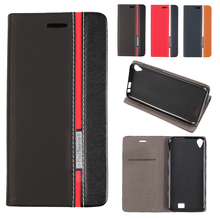 Case Homtom HT16 Flip Leather Luxury Fashion Stand Shell Cover Phone Holder Mix Color - Shenzhen E-Cheng Tech Co., Ltd Store store