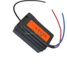 Universal 12V Car Power Supply Filter Auto Power Supply Remove Noise Interference Filter Brand New For Auto Stereo Radio Audio