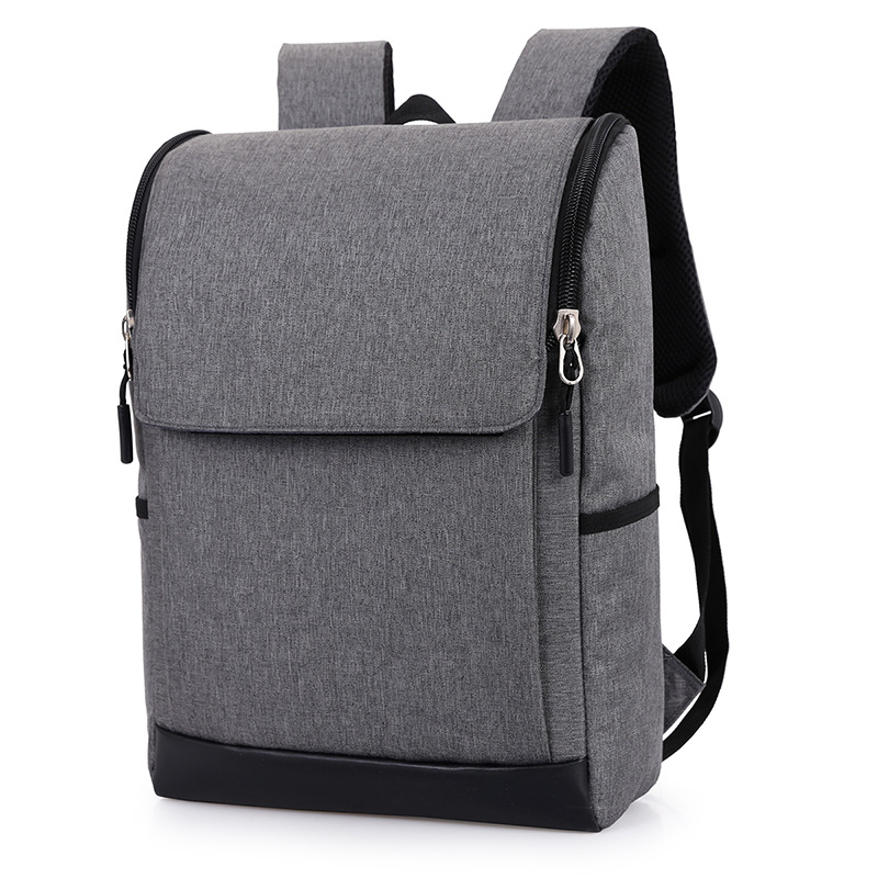 Canvas Laptop Backpack Teenage Boys Notebook Backpacks Black Gray Large School Bags Casual Students Rucksack mochila New XA188H<br><br>Aliexpress