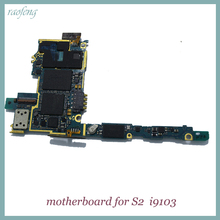 Raofeng well work for Samsung galaxy S2 i9103 Motherboard unlocked with android system mainboardwith chip logic boards(China)