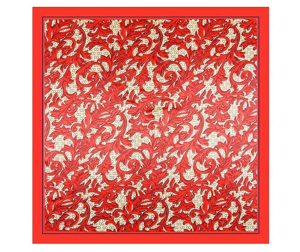 Square print scarf (10)