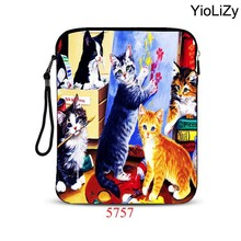 customize 9.7 inch tablet protective Case shell notebook sleeve laptop bag Cover For Lenovo Dell Asus Acer HP Microsoft IP-5757(China)