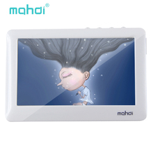 Mahid m615 8G mp4 player 4.3 inch HD touch screen video ebook reading music dictionary Support 32G TFcard Flash game 720P Play(China)