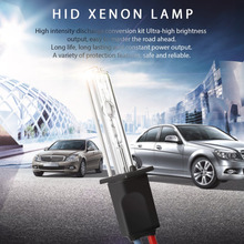 FSL 12V/45W HID High Intensity Discharge Conversion Kit Xenon Lamp Car Headlight Light Bulb for Truck Lights Lamps Replacement(China)