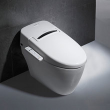 The new intelligent integrated automatic toilet seat super flush toilet vortex(China)
