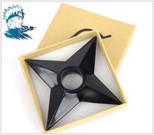 7.5cm Anime Naruto Shuriken PVC Figure Cosplay Weapon Naruto Kids Hot Toys Action-017