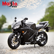 New Original maisto children Yamaha Supercross YZF R1 metal diecast models motor bike motorcycle race car alloy metal toys