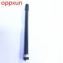 OPPXUN  1PCS  VHF 136-174mhz BNC rubber antenna for ICOM IC V8 V80 V80E V82 V85 V85E F3S VX200 VX500,for KENWOOD TK208 etc