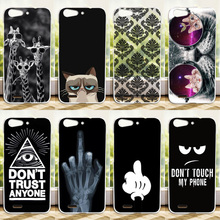 For ZTE Blade X7 / V6 / D6 Case Cover, Hard Plastic Phone Protective Phone Back Case Cover For ZTE BLade X 7 X7 / V 6 V6 Cases