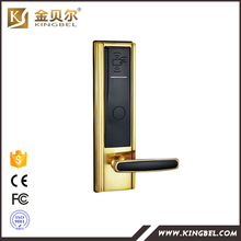Shenzhen Supplier advanced digital electronic lock hotel card door lock access control