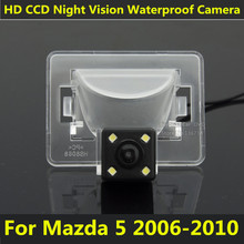 For Mazda5 Mazda 5 2006 2007 2008 2009 2010 M5 Car CCD Night Vision Backup Rear View Camera Waterproof HD Parking Assistance