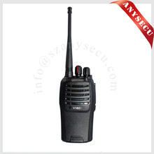 2 pcs Handheld Radio ZASTONE ZT-V180 VHF 136-174MHz 7 Wattes Output Power Walkie Talkie Interphone