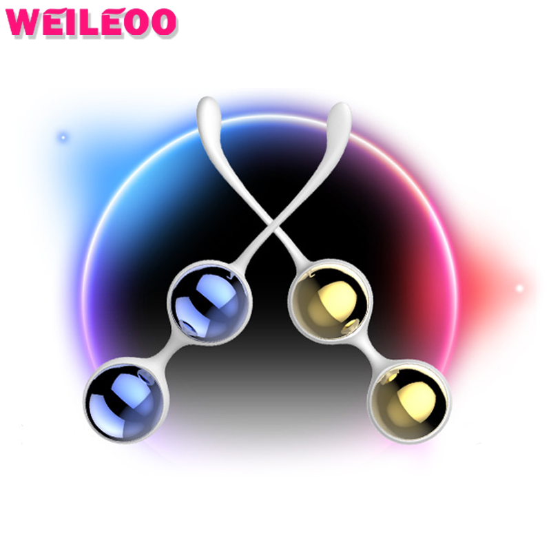 exquisite metal soft bolas chinas vaginal balls kegel balls ben wa balls adult sex toys for woman sex toy sex products<br>